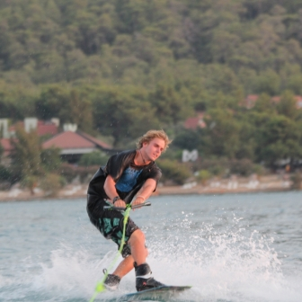 Luke Whiteside Wakeboarding